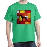 Pointer Stained Glass T-Shirt