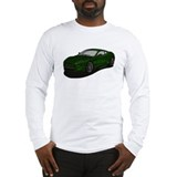 Aston Martin DB9 Long Sleeve T-Shirt
