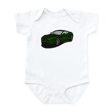 Aston Martin DB9 Infant Bodysuit