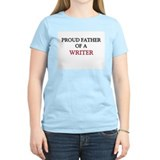 Proud Father Of A WRITER T-Shirt