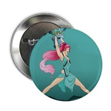 "Heroine's Rumba - 2.25"" Button"