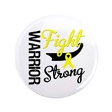 "Sarcoma Warrior Fight 3.5"" Button (100 pack)"