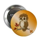 Whoo Me Owl Button