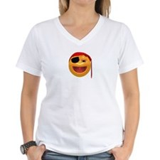 Pirate Smiley Shirt