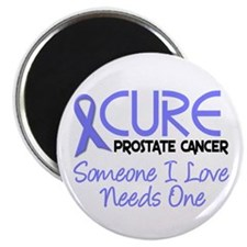 "CURE Prostate Cancer 2 2.25"" Magnet (10 pack)"