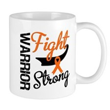 Leukemia Warrior Fight Mug