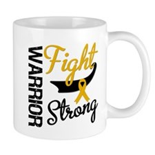 Appendix Cancer Warrior Mug