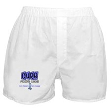 CURE Prostate Cancer 1 Boxer Shorts