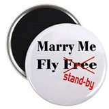 Marry Me! Magnet
