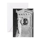 Poe's Grave Greeting Cards (Pk of 20)