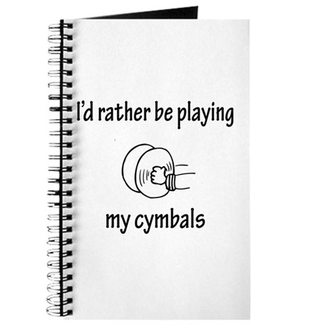 Playing My Cymbals Journal