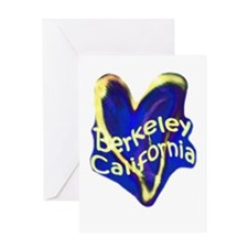 Berkeley, California Greeting Card