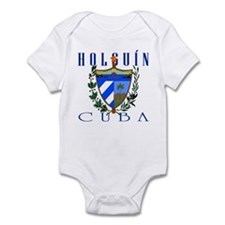 Holguin Infant Bodysuit