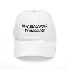 New Zealander by marriage Cap