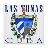Las Tunas Tile Coaster
