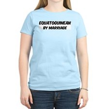 Equatoguinean by marriage T-Shirt