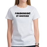 Panamanians by marriage Tee