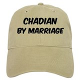 Chadian by marriage Baseball Cap