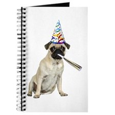 Pug Party Journal