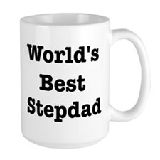 Worlds Best Stepdad Mug