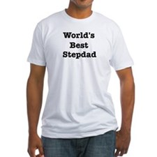 Worlds Best Stepdad Shirt