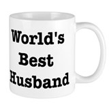 Worlds Best Husband Coffee Mug