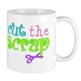 Cut the Scrap Mug