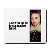 "Marlowe ""Above Our Life"" Mousepad"