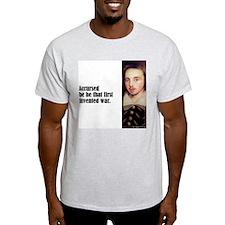 "Marlowe ""Accursed Be He"" T-Shirt"