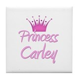 Princess Carley Tile Coaster