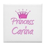 Princess Carina Tile Coaster