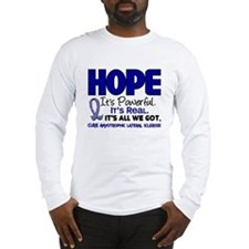 HOPE ALS 1 Long Sleeve T-Shirt