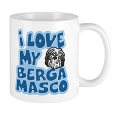 I Love my Bergamasco Mug