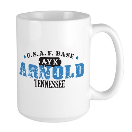 Arnold Air Force Base Large Mug