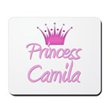 Princess Camila Mousepad