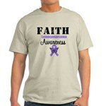Faith Leiomyosarcoma Light T-Shirt