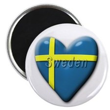 "Swedish 2.25"" Magnet (10 pack)"