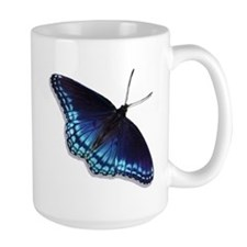 Red Spotted Purple Butterfly Mug