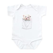 pocket Infant Bodysuit