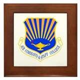 Command &amp;amp; Staff Framed Tile