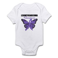 Leiomyosarcoma Survivor Infant Bodysuit