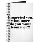 I'm Married Journal
