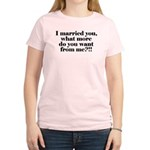 I'm Married Women's Light T-Shirt