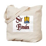 Sir Brenden Tote Bag