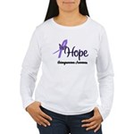Leiomyosarcoma Survivor Women's Long Sleeve T-Shir