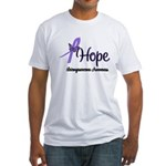 Leiomyosarcoma Survivor Fitted T-Shirt