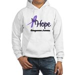 Leiomyosarcoma Survivor Hooded Sweatshirt