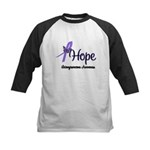 Leiomyosarcoma Survivor Kids Baseball Jersey