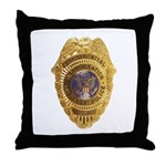 MP Inaugural Throw Pillow