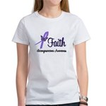Faith Leiomyosarcoma Women's T-Shirt